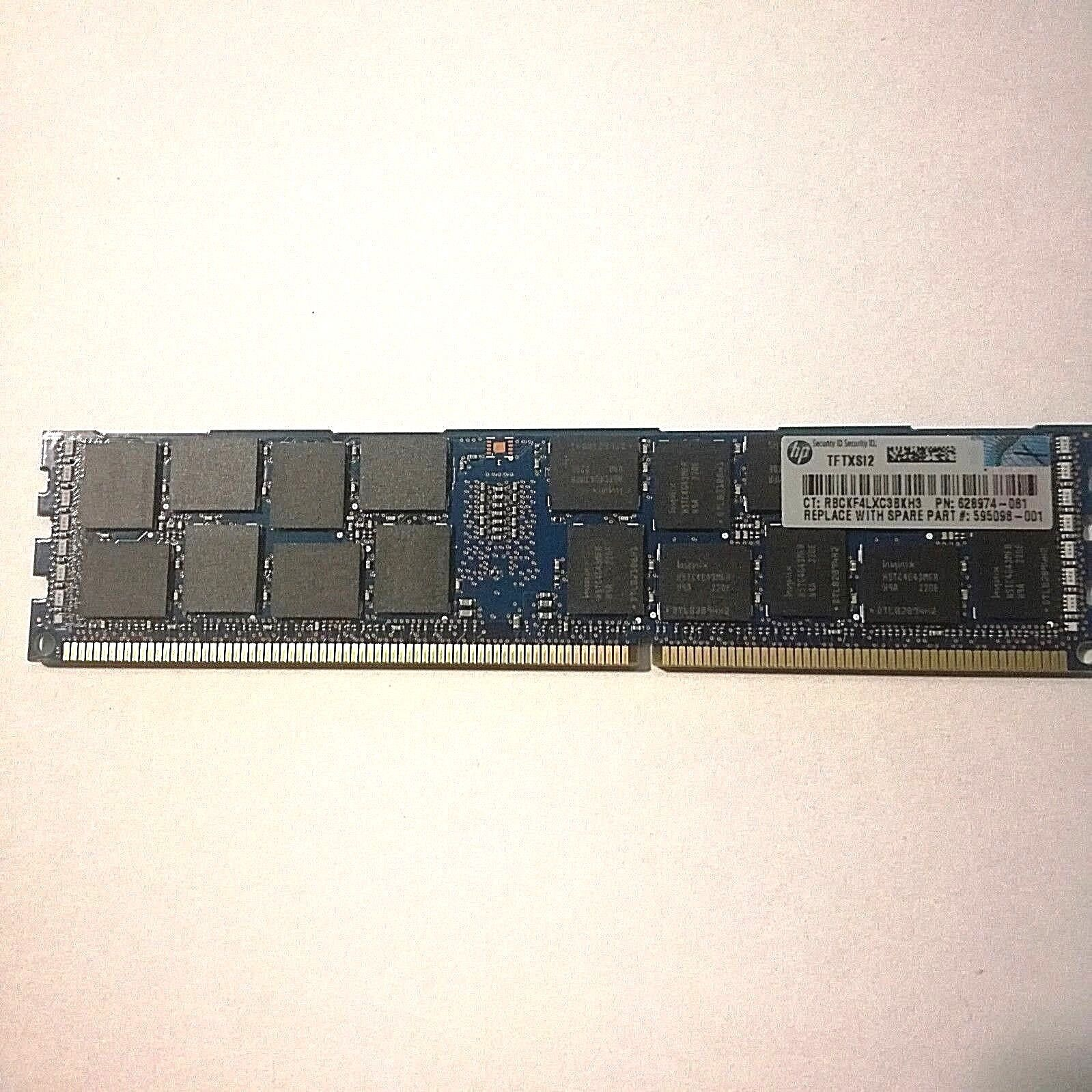 Hynix 16GB 2Rx4 PC3L-10600R-9-11-E2