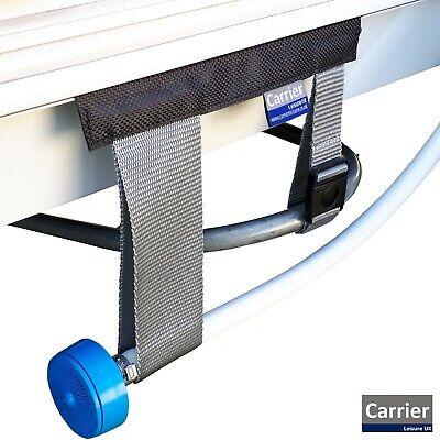 Water Station - Caravan Water Pump & Water Barrel Handle Holder
