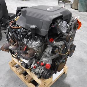 07-08 CADILLAC ESCALADE 6.2L COMPLETE ENGINE LIFTOUT VIN 8 8TH DIGIT L92 224K