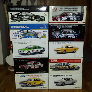 """Biante/Classic Carlectables 1/18"""" Scale Diecast Cars"""