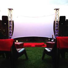 FOR SALE: Premium Outdoor Cinema Package - BUSINESS OPPORTUNITY Success Cockburn Area Preview