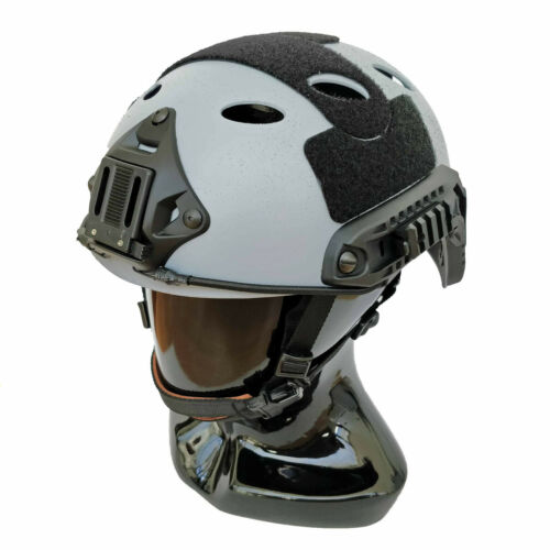 ANSI / CE Certifed Tactical Polymer Vented Bump Helmet OPS-Core FAST XP Crye MSA