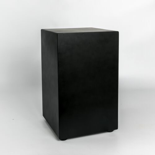 NoLogo Cajon with Snares - Wooden Box Drum - FREE Bag