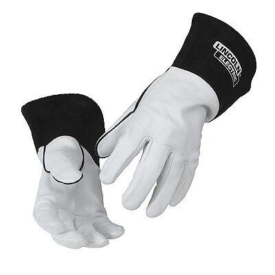 Lincoln Leather Tig Welding Gloves Welding Gloves K2981 Size Large