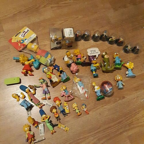 The Simpsons A Collection ..NEW..you should look Lots of odd Figure Collectibles