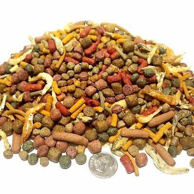 GB-480 Large Cichlid & Aquatic Turtle Blend, Also Great for ALL Large (Fish Aquatic Pellets)