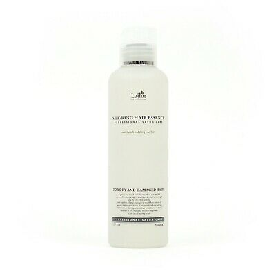Lador Silk-Ring Hair Essence 160ml For Dry & Damaged Hair Care K-Beauty