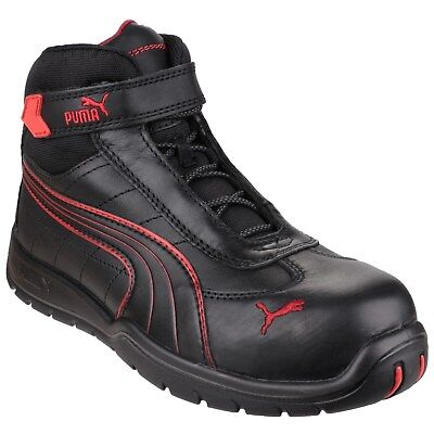PUMA Daytona Mid - Mens Safety Boot - Composite Toe/Midsole S3