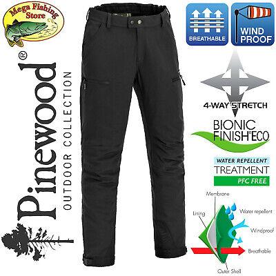 Pinewood 9642 Wildmark Stretch Shell Hose - Outdoor & Freizeit - Jagd Angelhose