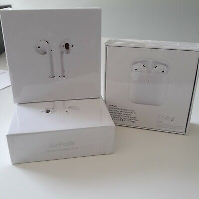 New Apple Airpods 2nd Generation