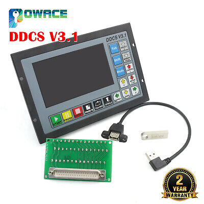 Ddcsv3.1 4 Axis 500khz Offline Motion Controller System For Cnc Router Machine