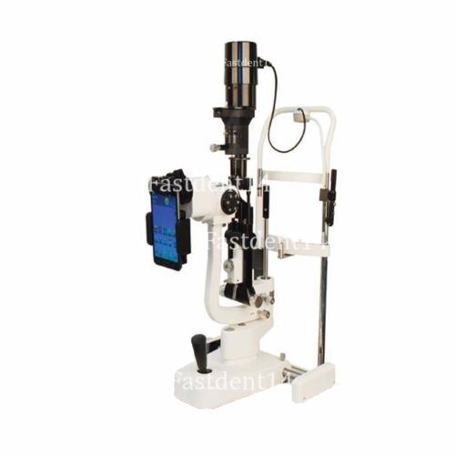 New Slit Lamp Adapter Microscope Eyepiece Smartphone cell phone tables iphones