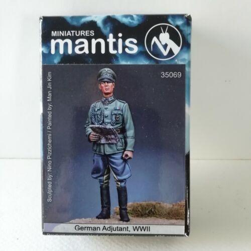Miniature Mantis 35069 1/35 scale German adjudant WWII