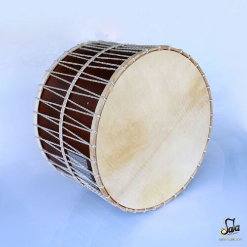 Turkish High Quality Davul Percussion Walnut Drum ED-102