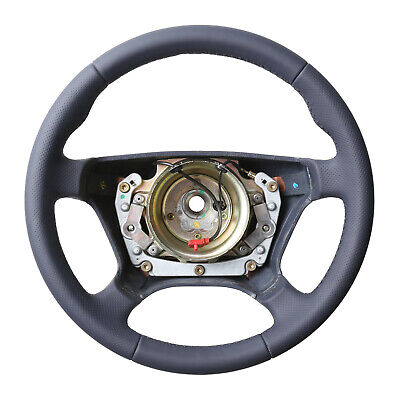 Mercedes Steering Wheel W202 W124 W210 W140 Ce S CLASS Blue Thumbs New Recovered for sale  Shipping to Ireland