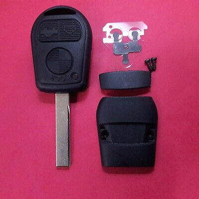 Remote Head Key Fob Shell Case 3B Bmw  BMW  BMW E31 E32 E34 E36 E38 E39 E46 Z3