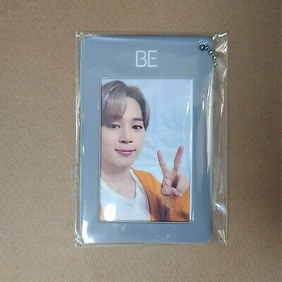 BTS BE Essential Edition Weverse shop Special gift Cardholder Photocard [JIMIN]