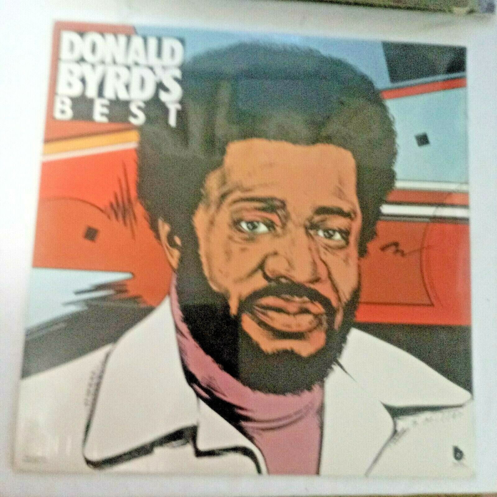 Donald Byrds New Sealed Jazz Record Lp Best Blue Note La700-g - $14.99