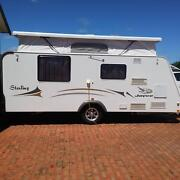 2009 Jayco Penguin Central Coast Preview