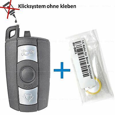 3x Mikroschalter Für BMW Fernbedienung Funkschlüssel 1 Akku Batterie LIR2025