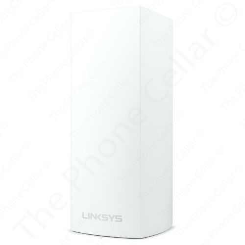 Linksys WHW0301 Velop Whole Home Intelligent Mesh Tri-Band WiFi System Node