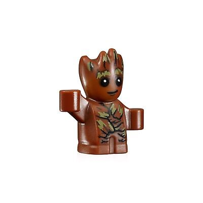 Authentic Lego DC Super Heroes Milano 76081 | Baby Groot MINIFIG - Baby Superheroes