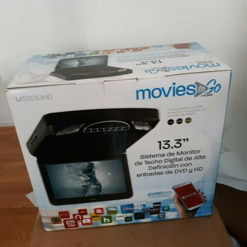 VOXX  MTG13UHD Digital High Def Overhead Monitor w/DVD , HDMI Imputs  System