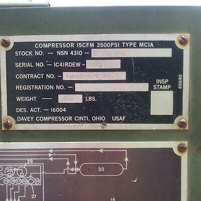Rolling Air Compressor Diesel