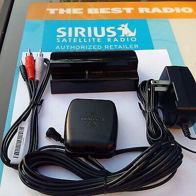 Starmate 3 4 5 6 7 8 Sirius Complete Home Docking Kit New