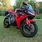 REDUCED CBR1000RR 2007 Fireblade Regretful Sale CBR 1000RR Gelorup Capel Area Preview