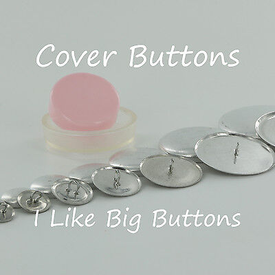 Cover Button Fabric Covered Buttons Choose Back  Size  Quantity  Tool  Template