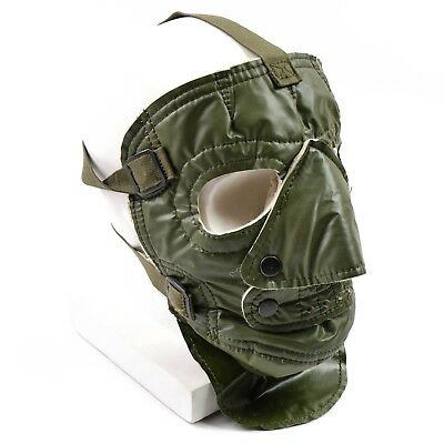 New US army cold weather face mask. Creepy scary military mask. Green US mask](Creepy Face Mask)