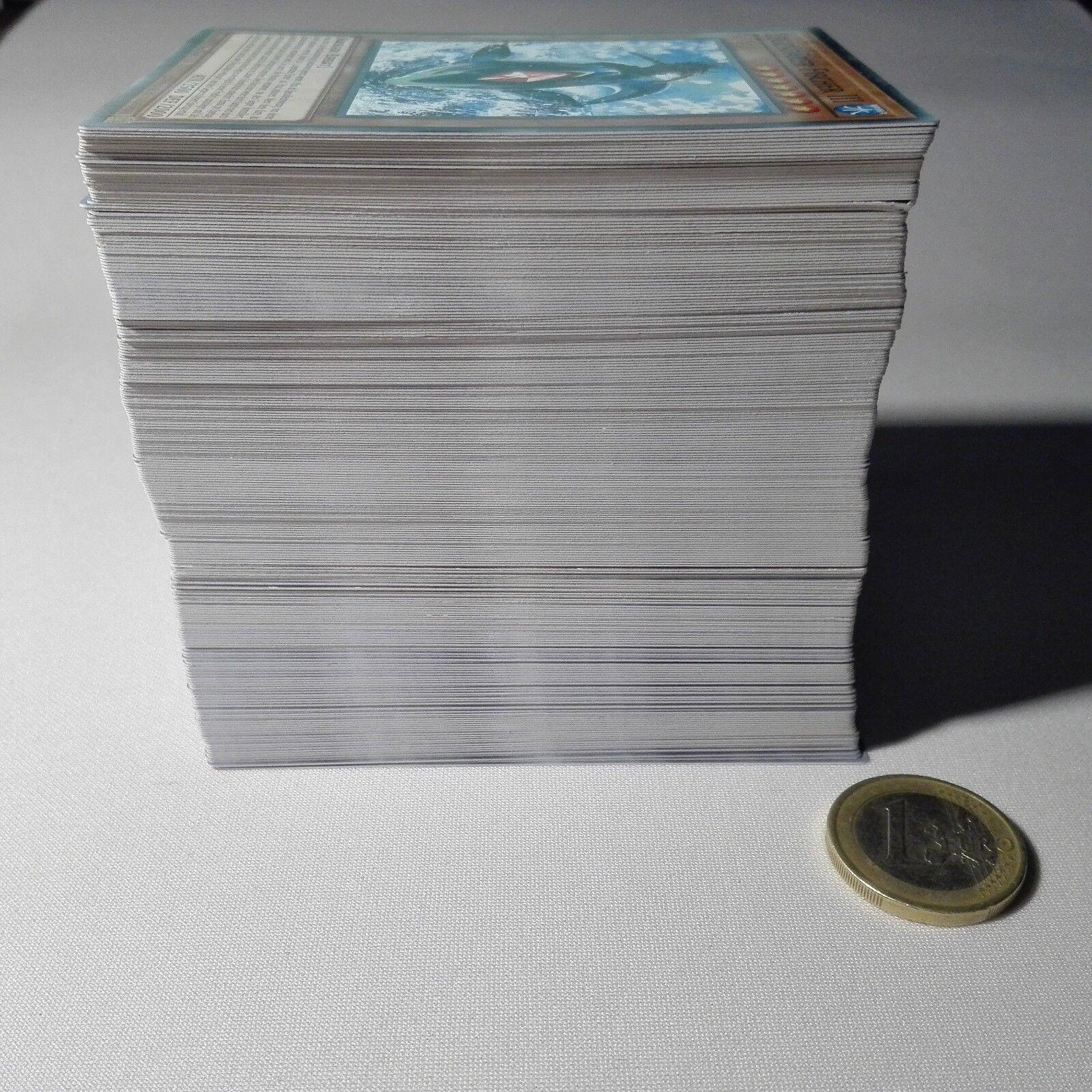 Yugioh Karten Sammlung 250 Stück Drache Magier deutsch Secret Ultra Rare Common