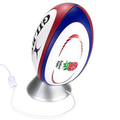 England Rugby Ball Light  - The Perfect England Rugby Gift