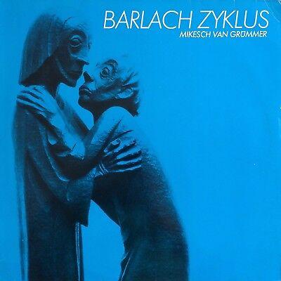 Mikesch van Grümmer Barlach Zyklus 1988 Timeless Records SJP 299 Ack van Rooyen