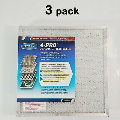 Dri-eaz F581 Dehumidifier Filter 4-pro 4-stage For Drizair 1200 Lgr 7000xli