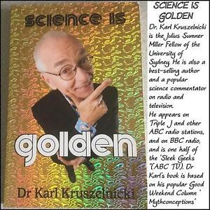 SCIENCE IS GOLDEN Berwick Casey Area Preview