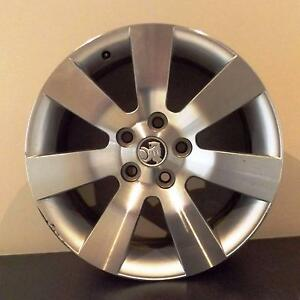 """Genuine 18"""" Holden Commodore VE Calais ALLOY WHEELS VX,VY,VZ,VE Ferntree Gully Knox Area Preview"""