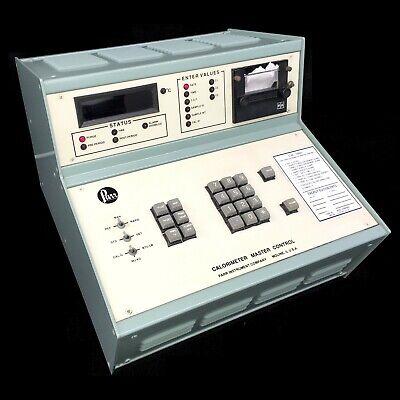 Parr 1680 Adiabatic Bomb Calorimeter Master Controller Wmanuals