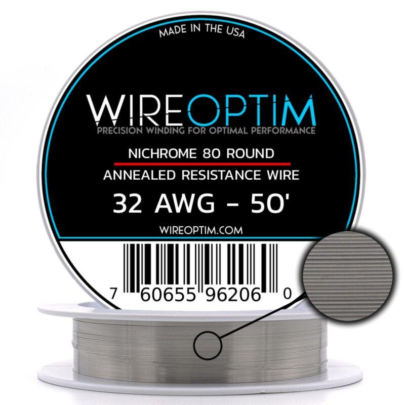 32 Gauge AWG Nichrome 80 Wire 50