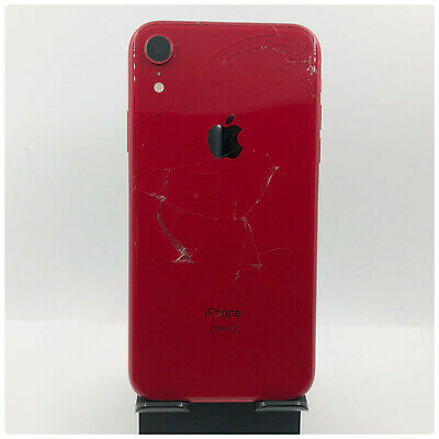 Apple iPhone XR RED - 64GB - (Unlocked) A1984 (CDMA + GSM)