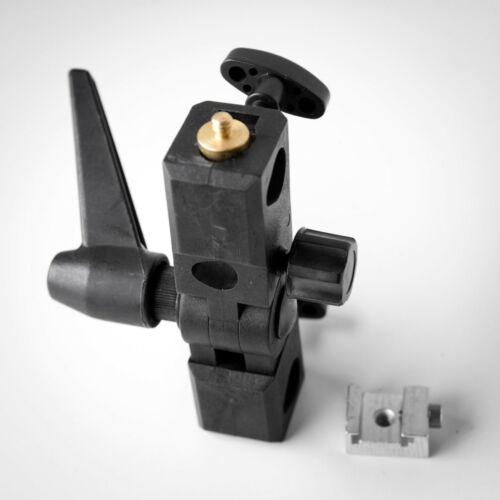 Photoflex Multiclamp Multi Clamp with Flash Shoe Mount