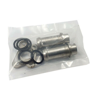 CLASSIC MINI ROVER STAINLESS STEEL HEATER MATRIX OUTLET PIPE KIT JEP10008SS