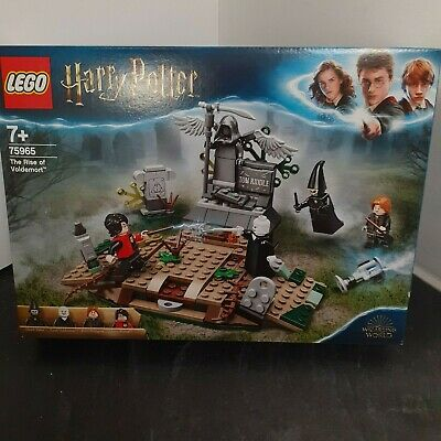 Lego Harry Potter The Rise Of Voldemort (75965) Brand New Sealed