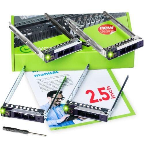 "2.5"" Hard Drive Caddy for DELL 0DXD9H R440 R640 R740 R740xd R6415 R7415 R7425"
