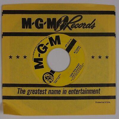 MARVIN RAINWATER: I Dig You Baby MGM Rockabilly '58 Orig 45 MP3 - I Dig You