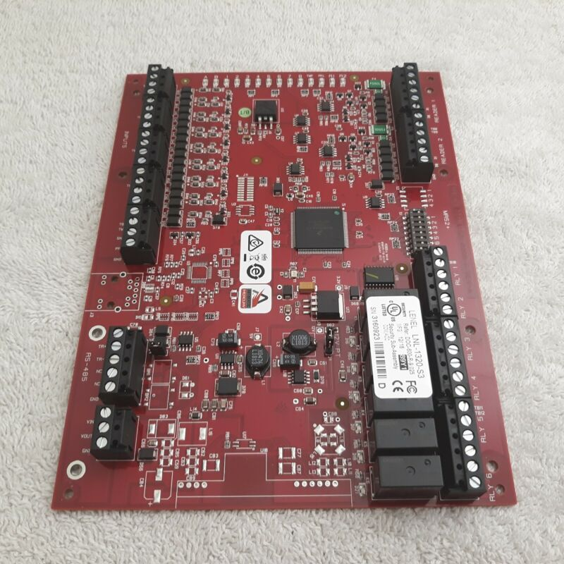 New!!! Lenel LNL-1320-S3  Dual Reader Interface Module Series 3