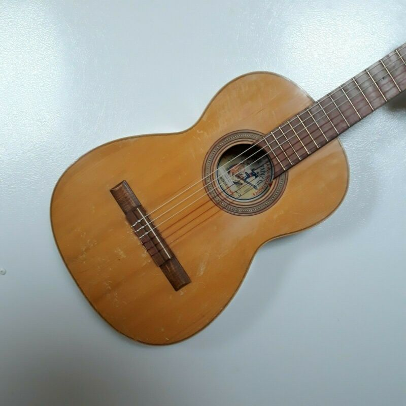 Vicente Tatay No13 - parlor size, All Solid Wood classical/flamenco