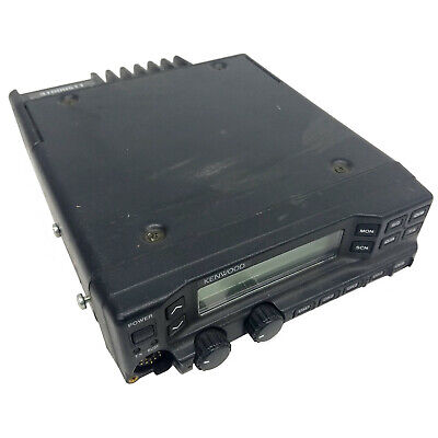 Kenwood Tk-790 148-174 Mhz 45w Vhf Fm Transceiver Whead