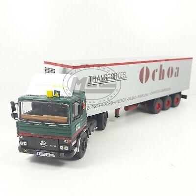1231t Truck Pegaso Transport Camion Trailer Transf QroedCxWB